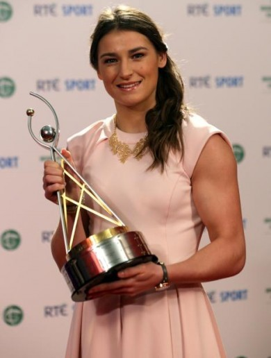 You guessed it... Taylor scoops RTÉ Sports Person of the Year