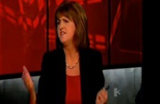 TD, interrupting: Joan Burton gets trendy after Vincent Browne showdown