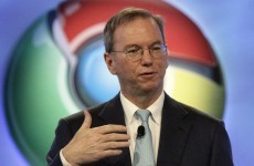 Google Talk? Former chief executive Schmidt considers TV