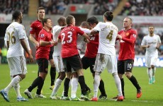 Williams won't face action after Van Persie row