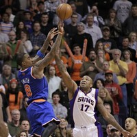 VIDEO: JR Smith buzzer beater against the Suns