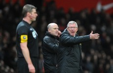 Alex Ferguson escapes punishment for touchline antics during dramatic win over Newcastle