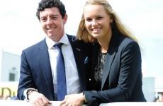Rory McIlroy denies Caroline Wozniacki engagement rumours