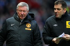 No January signings for Man United - Ferguson