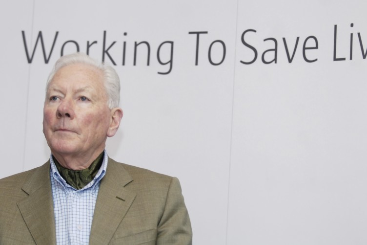 "RSA chairman Gay Byrne said the fall in road deaths was ""something of which you should all be very proud""."