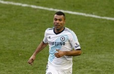 PSG: We have not held talks with Ashley Cole