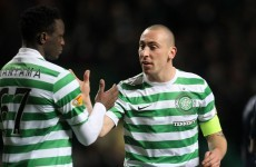 Brown backs Celtic to get back to winning ways