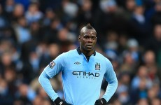Balotelli primed for cup comeback