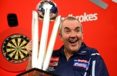 Phil Taylor powers to 16th world title at Ally Pally