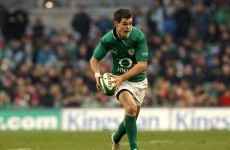 Jonathan Sexton: Irish rugby in transition phase