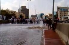 Saudi Arabia stricken by heavy flooding