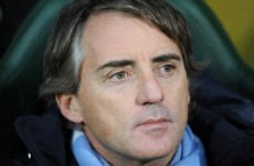 'It was nothing special' – Mancini plays down Balotelli argument
