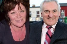 I was incensed by Bertie's smug face: Councillor tackles Ahern on his last day