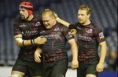 VIDEO: Edinburgh prop runs in 40 metre wonder-try against Leinster