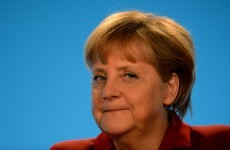 Merkel kicks off campaign, highlights economic strength