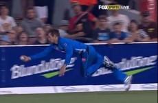 VIDEO: Kane Richardson's sensational outfield catch