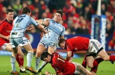 As it happened: Munster v Cardiff Blues, RaboDirect PRO12