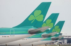 Aer Lingus passenger numbers up 7.2% in December