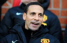 License to thrill: Rio Ferdinand wants to be the first black James Bond
