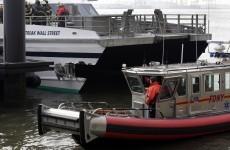 Dozens injured in New York ferry crash