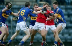 McGrath Cup: Tipperary knock out Cork