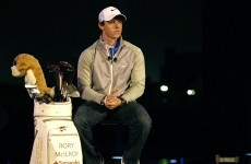 Done deal: 8 things we learned from Rory McIlroy's big Nike unveiling in Abu Dhabi
