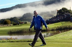Rory McIlroy again backs Paul McGinley for Ryder Cup captain
