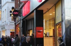 Around 300 Irish jobs at risk as HMV expected to enter administration