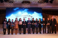 Ireland wins 'most popular destination' award at ceremony in China