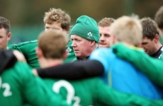 Declan Kidney names 6 Nations squad today, possibly for the last time