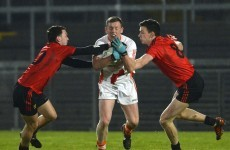 Dr McKenna Cup semi-final line-up confirmed while Mayo win in FBD League