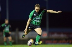 Parks return gives Connacht great chance to go out on a high