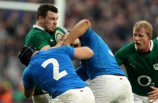 Ferris out as Kidney names squad for Six Nations' opener
