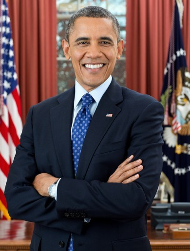 Photo: Obama gets new official photograph
