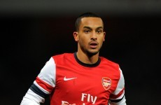Confirmed: Theo Walcott agrees new Arsenal deal