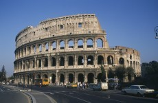 new drawings revealed as restoration starts on rome u0027s colosseum