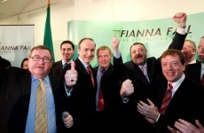The new Fianna Fáil front bench in full