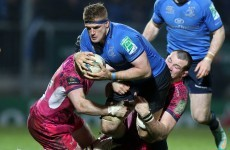 'Nothing we can do now': Heaslip left with only hope after tough night in Exeter
