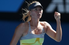 Australian Open round-up: Ferrer and Almagro set to meet, Sharapova smashes record