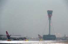 Travel warning as flights affected by bad weather around Europe