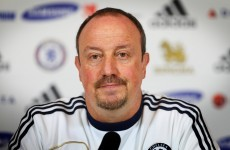 'He took down Mourinho's pictures at Inter' says Materazzi but Rafa Benitez blasts Italian's 'lies'