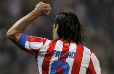 'It wasn't me' -- Falcao denies Real meeting