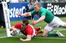 Ireland v Wales flashback: 'The jig was up after 90 seconds'