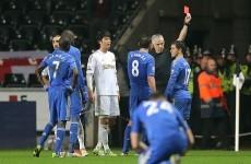 VIDEO: Did Eden Hazard kick a ball boy in the ribs?