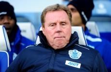Harry Redknapp brands Swansea ballboy's behaviour 'disgusting'