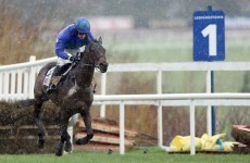 Hurricane Fly wins 3rd Irish Champion Hurdle in succession