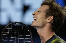Andy Murray not tickled by 'crucial' feather fluster