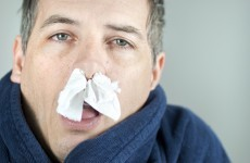 The burning question*: Is it okay to keep a tissue up your sleeve?