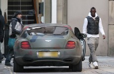 Ciao, Mario? David Platt denies Balotelli's heading home to Italy this week