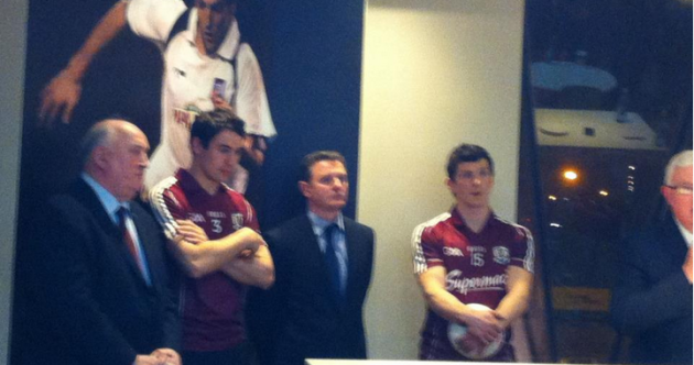 Galway GAA ties up five-year sponsorship deal with Supermacs